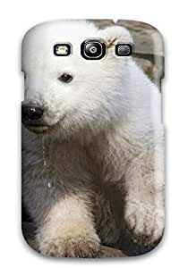 Premium [ilIumCb449hgomK]polarbears Case For Galaxy S3- Eco-friendly Packaging