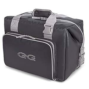 Marino Gunmetal Cooler Bag