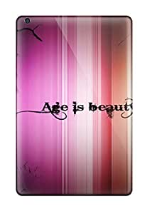 AnnDavidson Design High Quality Age Is Beauty S Cover Case With Excellent Style For Ipad Mini/mini 2 by lolosakes
