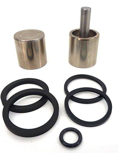 Honda TRX250R ATC250R TRX ATC 250R Rear Brake Caliper Piston Set & Oil Seals (Seal Rear Caliper)