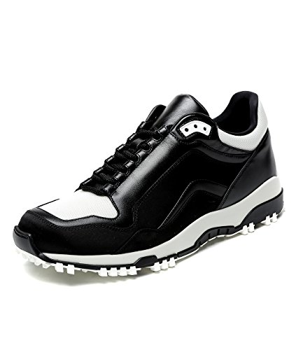 wiberlux-dior-homme-mens-mesh-panel-lace-up-running-shoes-42-black-white