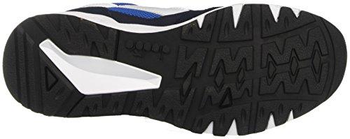 Run 90 Zapatilla Adulto Diadora C4170 blue De Deep Micro Unisex Deporte Cuello Del Baja Blue q1Bda