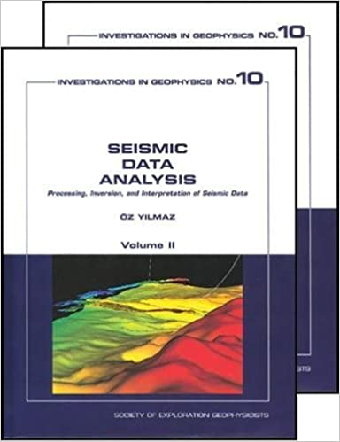 Seismic Data Analysis (2 Volumes) (Investigations in Geophysics No