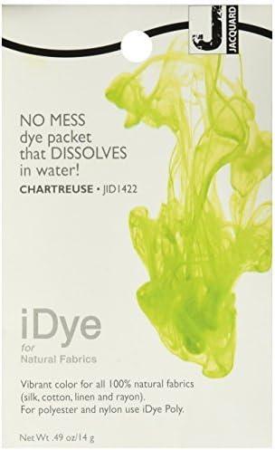 Jacquard iDye Fabric Dye 14 Grams-Chartreuse by Jacquard