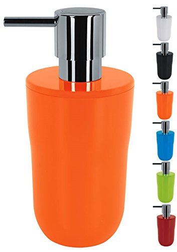 - Spirella Cocco Orange Soap Dispenser