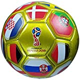 FIFA Official Russia 2018 World Cup Official Licensed Size 5 Ball 11-1