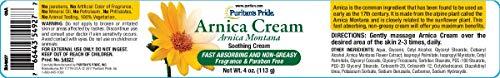 Puritan's Pride Arnica Cream-4 oz Cream