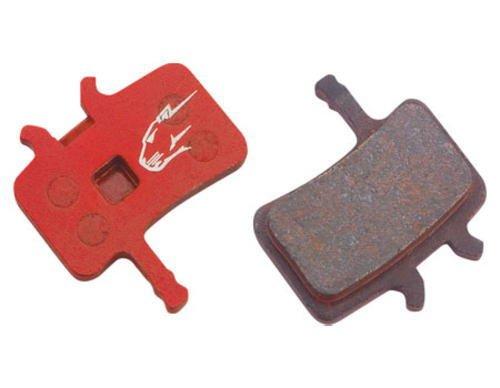 Jagwire Mountain Sport Disc Brake Pad Avid BB7 All Juicy ()
