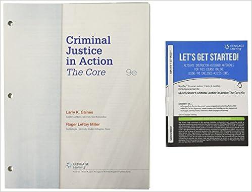 criminal justice system conclusion