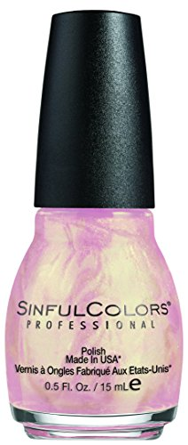 Sinful Colors Professional Nail Polish Enamel, 858 You Just Wait, 2.1 Ounce