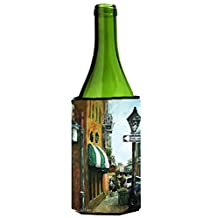 Street Scene Wine Bottle Beverage Insulator Hugger MW1203LITERK