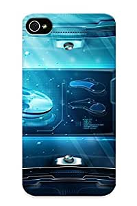 2c363a84610 Premium Watercraft Ui Back Cover Snap On Case For Iphone 4/4s