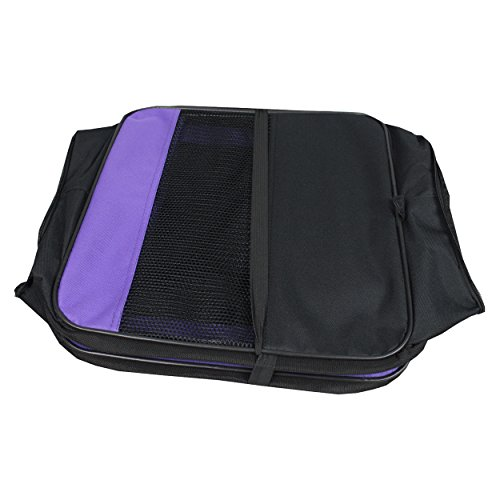 Iconic Pet Portable Pet Soft Play Pen, Purple, Small by Iconic Pet (Image #3)