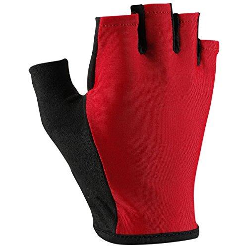 Scott 2017 Aspect Team Short Finger Gloves - 250073 (Fiery Red - XL) - Scott Nylon Gloves