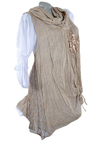 Grisodonna - Camisas - Túnica - para mujer