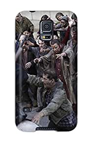 Tpu Case Cover Compatible For Galaxy S5/ Hot Case/ The Walking Dead 2278017K23799525