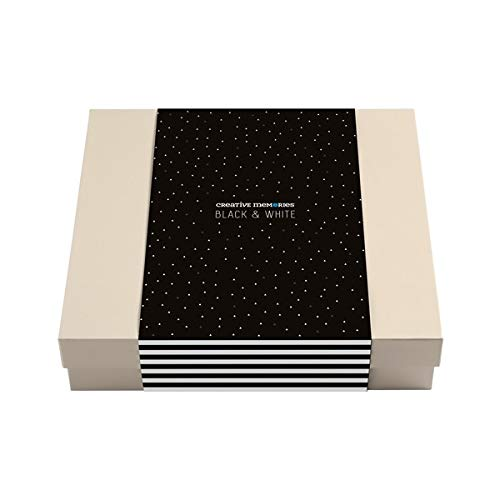 Black & White Gift Box Bundle by Creative Memories