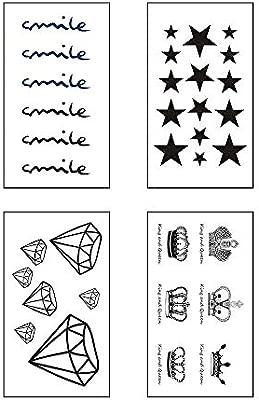 Etiqueta engomada temporal del tatuaje Etiqueta engomada ...