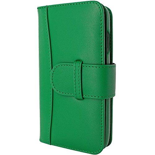 Piel Frama U793DG Case ''WalletMagnum'' for iPhone X - Green by Piel Frama (Image #6)