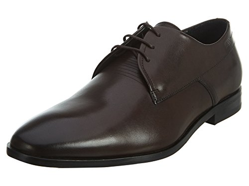 Hugo Boss Square_Derb_Itls Mens Style: 50321522-202 Size: 9 Dark Brown
