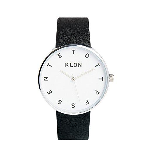 KLON クローン 腕時計 ALPHABET TIME B07253J86C