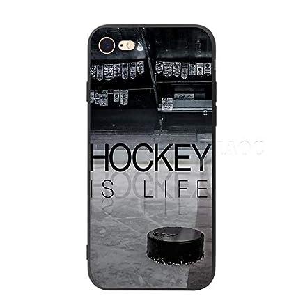 ice hockey iphone 8 case