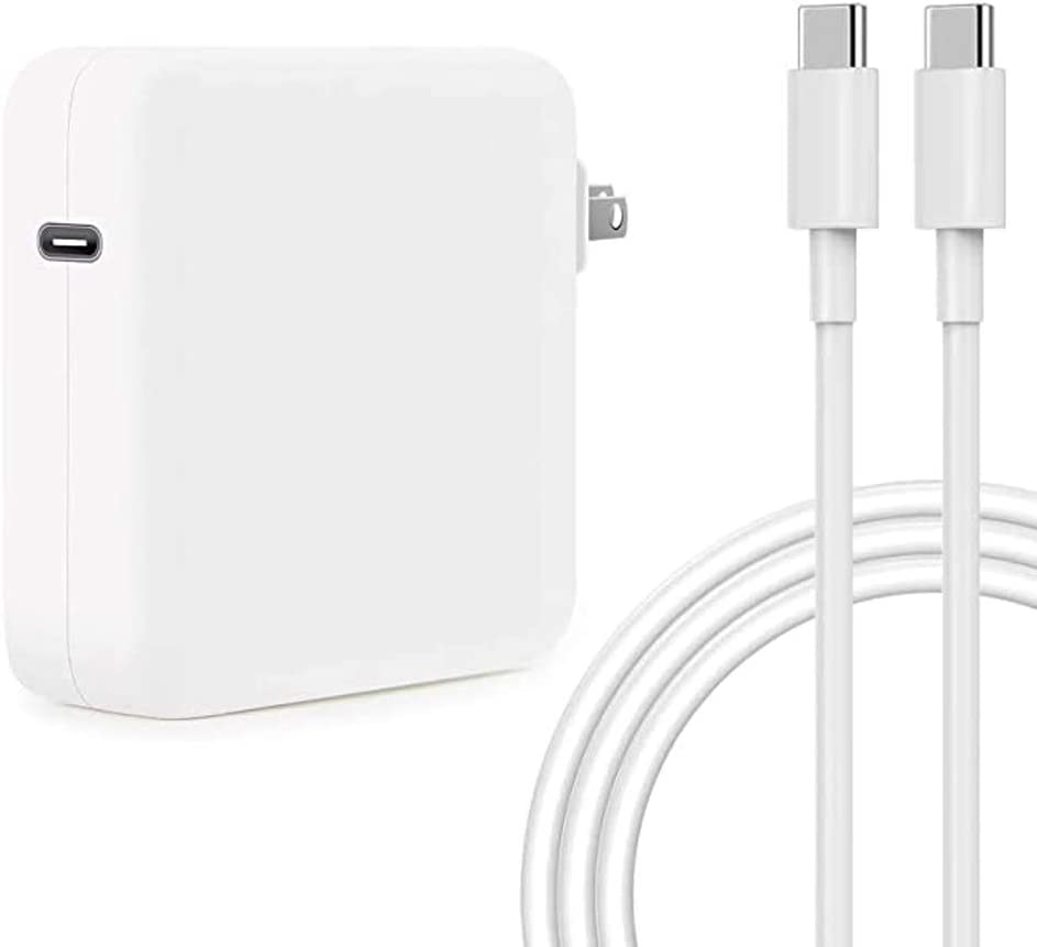 USB C Charger Power Adapter 61W C Type Wall Charger Power Charging Charger, Compatible Suitable for Charging MacBook Pro/Air, and Type C Interface Charger