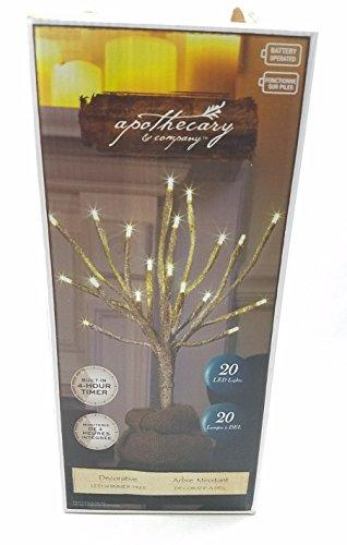 Decorative LED Shimmer Tree Shimmer Trees