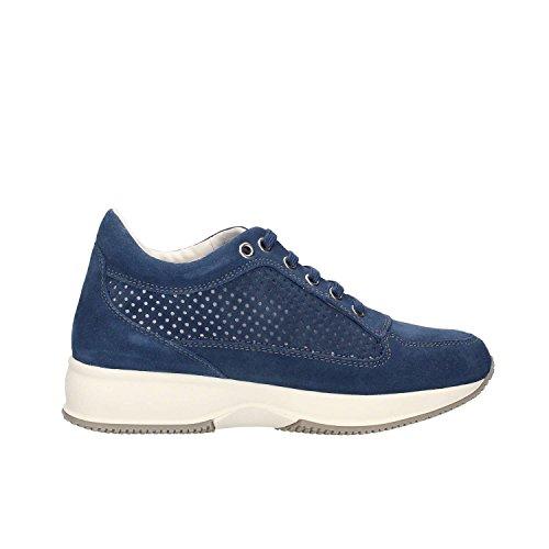 Zapatos Raul Derby Para Cordones Azul De Mujer Lumberjack 1gqwBFvxq