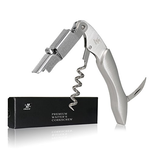Waiters Corkscrew iXCC Stainless Bottle