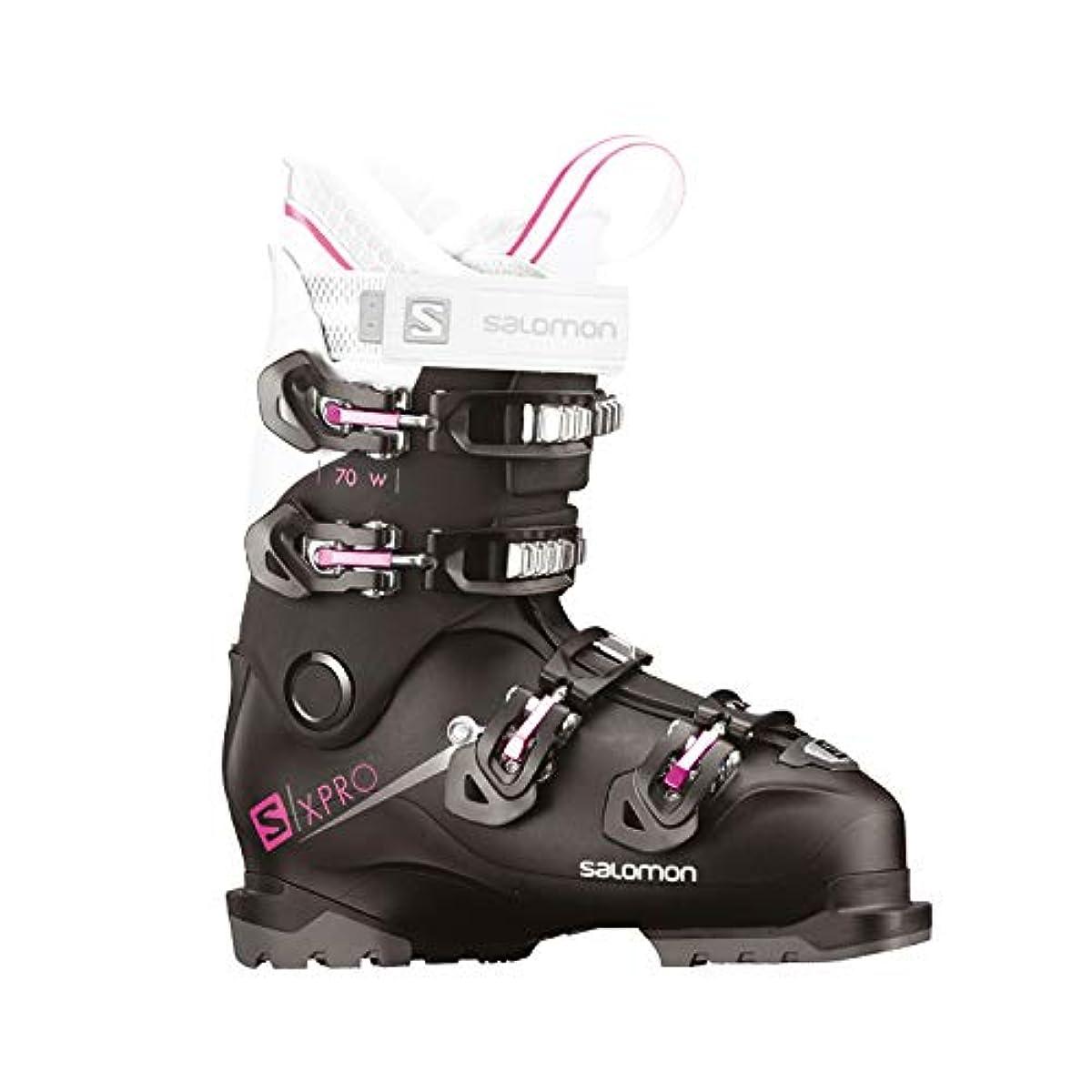 [해외] 살로몬SALOMON 스키화 레이디스 X PRO 70 W 2018-19년 모델 L40551900