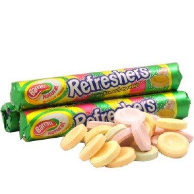 Refreshers x 5 rolls