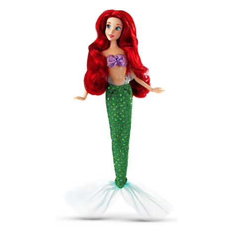 Disney Princess Ariel Little Mermaid Classic 12