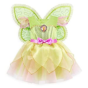 disney tinker bell costume for baby peter pan