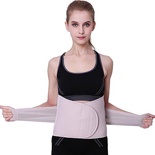 Waist Trimmer Belt for Women (Beige) - 3
