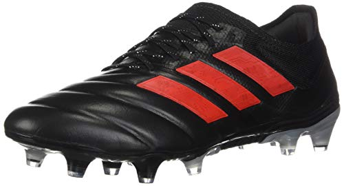 adidas Copa 19.1 FG Cleat - Men's Soccer Black/Red