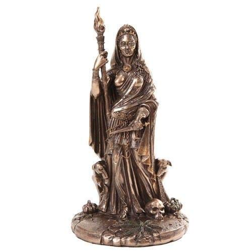 ShopForAllYou Figurines and Statues Greek Goddess Hecate Athenian Protective Deity Collectible Figurine 11