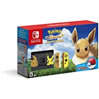 Pikachu & Eevee Edition with Pokemon: Let's Go for Eevee! by Nintendo