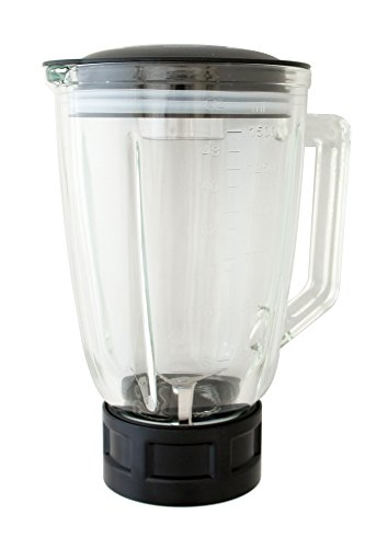 SPT 106-BLEND Blender Attachment for mm-106 Stand Mixer, , Clear by SPT