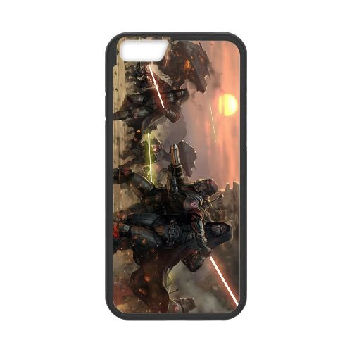 Star Wars The Old Republic 13 coque iPhone 6 Plus 5.5 Inch cellulaire cas coque de téléphone cas téléphone cellulaire noir couvercle EEECBCAAN00479