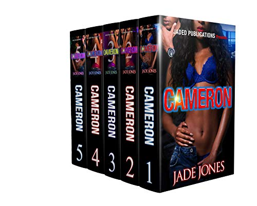 Cameron Series Boxed Set (Parts 1-5)