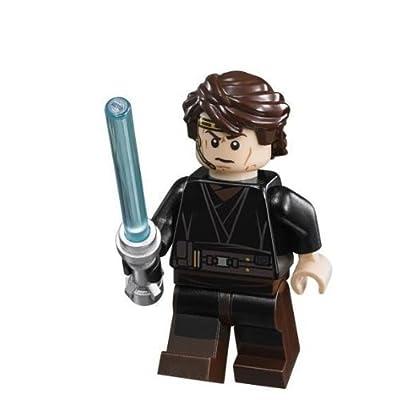 LEGO Star Wars (TM) Anakin Skywalker Jedi Headset with lightsaber (2014): Toys & Games