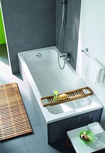 D-Code Drop-In Acrylic Bathtub