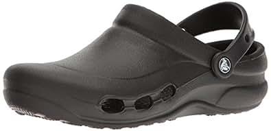 Crocs Unisex Specialist Vent Clog, Black, 10 US Men / 12 US Women