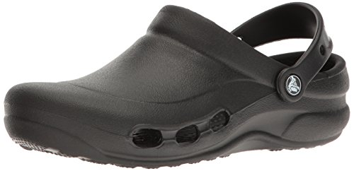 Image of Crocs Unisex Specialist Vent Clog, Black, 11 US Men / 13 US Women