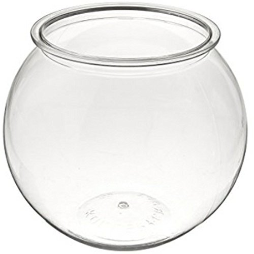 Koller Products 2-Gallon Fish Bowl - - Bowls Fish Goldfish