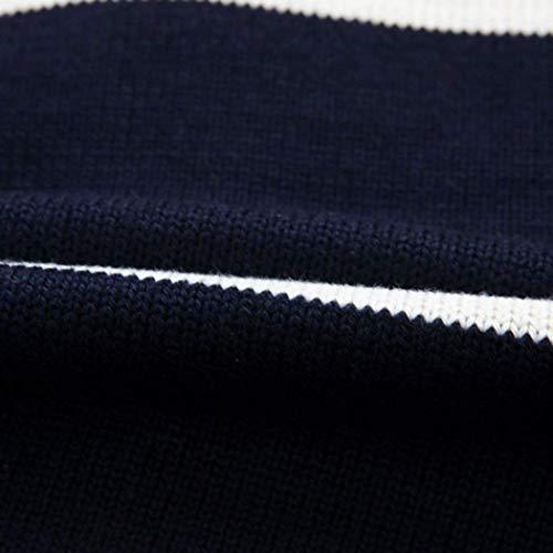 Hommes Automne Grau Blau Veste Cardigan Hiver Pull M Betrothales Pulls xq5fCwwU