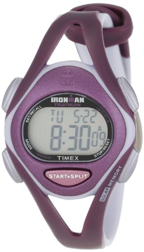 Timex Ironman Women's 50-Lap Watch Purple T5K007
