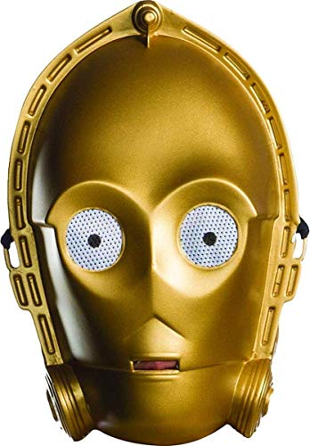 Rubie's Unisex-Adult's Standard C-3PO, as as Shown One Size ()