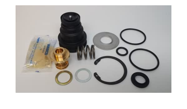Amazon.com: Volvo Truck 3918353 Purge Valve Kit for Meritor WABCO Air Dryer: Automotive